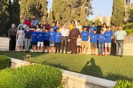 أكاديمية اطفال بلا حدود تطلق معسكرها السنوي في ايطاليا