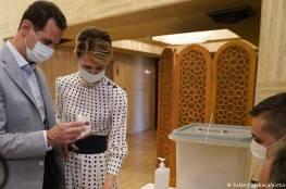 """الكرملين: نأمل ألا يشتد مرض"""" كوفيد 19"""" على بشار الأسد وزوجته"""