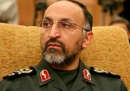 """الحرس الثوري الإيراني يعلن وفاة نائب قائد"""" فيلق القدس"""""""