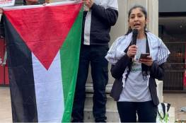 شاهد: سياسية بريطانية تحرج جونسون حول أسلحة قتل أطفال غزة