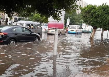 تحذير في مصر بسبب الطقس: الأمطار سوف تشتد الجمعة
