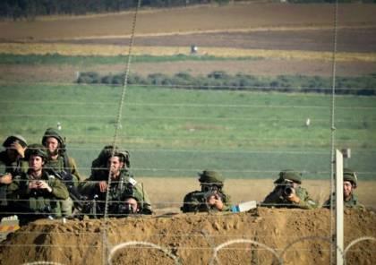 أوامر بمنع  كشف هوية الجنود على حدود غزة