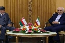 وزير الخارجية العماني يوسف بن علوي يصل طهران ويلتقي نظيره محمد جواد ظريف