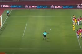 ملخص أهداف مباراة الرائد والوحدة في الدوري السعودي 2020