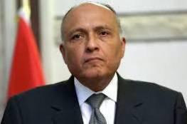 وزيرا خارجية مصر والنرويج يبحثان هاتفيا تطورات القضية الفلسطينية