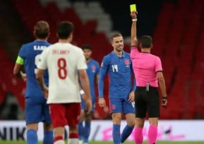 فيديو.. الدنمارك تحقق فوز ثمين على حساب انجلترا في دوري الأمم الأوروبية