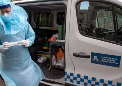 """الخارجية: تسجيل حالة وفاة جديدة بفيروس """"كورونا"""" لفلسطيني بالسويد"""