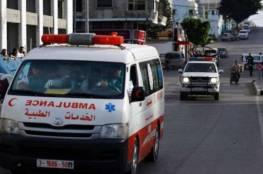 اصابة في انفجار جسم مشبوه شرق غزة