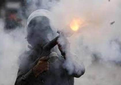 إصابة شاب بجروح خطيرة برصاص الاحتلال في النبي صالح
