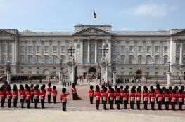 اعتقال رجل تسلل لداخل قصر بكنغهام البريطاني