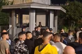اعتقال فتاة من منطقة باب العامود بالقدس المحتلة