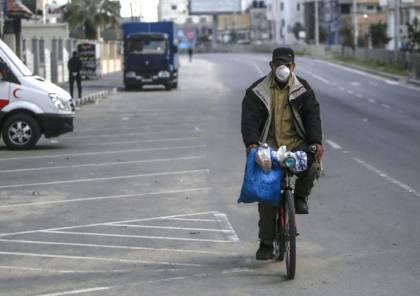 صحة غزة : توسيع دائرة الفحوصات الطبية للكشف عن فيروس كورونا