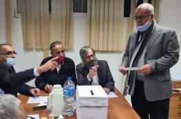الناصرة: محمد بركة يفوز مجدداً  بولاية أخرى كرئيس للجنة المتابعة