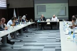 لجنة الانتخابات تلتقي ممثلي هيئات الرقابة المحلية