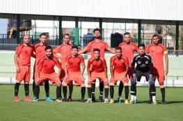 اتحاد الكرة يكشف عن بطل دوري الدرجة الثالثة الغزي