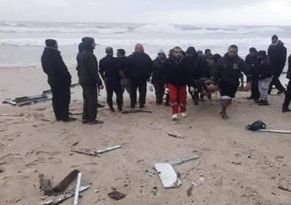 العثور على جثة الصياد المصري السابع في بحر غزة