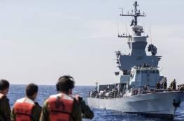 """شاهد: البحرية الإسرائيلية تتسلم أولى سفن الصواريخ الحربية """"ساعر6"""" من ألمانيا"""