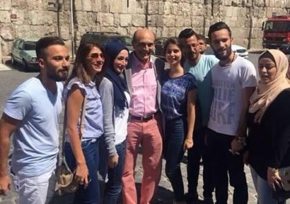 صور.. الفنان محمد صبحي لمنتقديه : سافرت لسوريا وليس إسرائيل