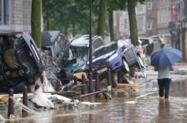 ارتفاع حصيلة ضحايا الفيضانات في أوروبا إلى 183 أغلبهم في ألمانيا