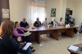 نابلس: لقاءان حواريان يناقشان تداعيات أزمة كورونا على قطاع الحضانات ورياض الأطفال