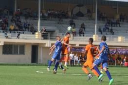 7 مباريات في دوري غزة الأحد