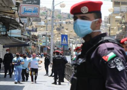 78 وفاة و4586 إصابة بفيروس كورونا في الأردن