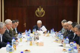 """العالول : مركزية """"فتح"""" تبحث غدا تبعات اعلان الرئيس"""