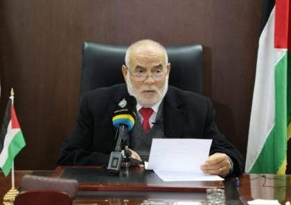 التشريعي يدعو لوضع آلية دولية لمحاسبة الاحتلال