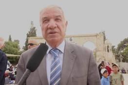 مخابرات الاحتلال تستدعي مدير عام دائرة الأوقاف الإسلامية في القدس