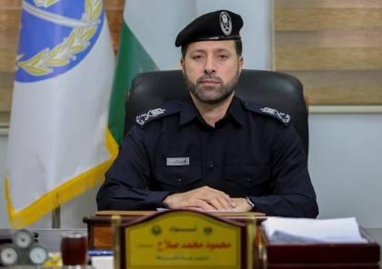 """اللواء """"صلاح"""": كل طاقات الشرطة موجّهة لخدمة أبناء شعبنا"""