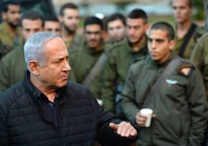نتنياهو: لجيش اسرائيل قوة تدمير هائلة وخير لاعدائنا ألاّ يختبروها