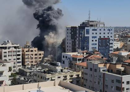 حماس: ننفي بشكل قاطع إدعاءات الاحتلال بوجود مكاتب للحركة في برج الجلاء