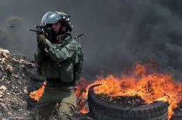 اندلاع مواجهات مع الاحتلال في كفر قدوم