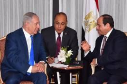 """مباحثات سرية بين """"إسرائيل"""" ومصر وهذا ما تناولته.."""