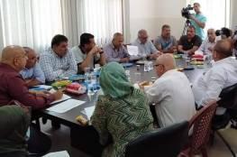 الاعلان عن تأسيس المجلس الزراعي الشعبي في الأغوار الفلسطينية