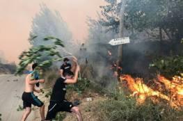 الجزائر: ضرب مواطن مشتبه به في إضرام نيران بتيزي وزو (فيديو)