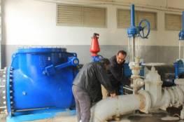 بلدية غزة تعلق على أزمة توصيل المياه لمنازل المواطنين
