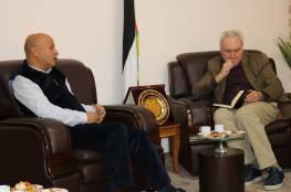 ابو هولي: وضعنا خطة لحشد الدعم السياسي في الامم المتحدة لتجديد تفويض الاونروا