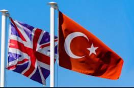 لندن و أنقرة يوقعان على اتفاق للتجارة حرة خلال أيام