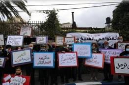 مسيرة دعم وإسناد لأهالي حي الشيخ جراح