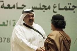 """تسجيل من """"العيار الثقيل"""" مسرب من خيمة القذافي!"""