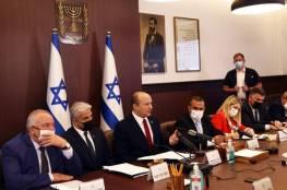صحيفة اسرائيلية تكشف الاختبار الرئيسي لاستقرار حكومة نفتالي بينت