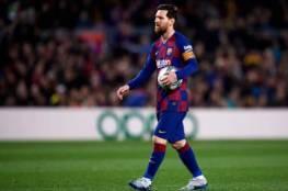 ميسي أنهى التفاوض ويستعد للرحيل عن برشلونة