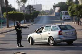 """غزة: """"مباحث كورونا"""" تُغلق 61 محلاً ومنشأة خلال 48 ساعة"""