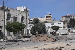 التنمية الاجتماعية بغزة تدين وتستنكر قصف مقرها الرئيسي