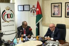 وزير الإشغال يبحث مع نظيره الأردني أفق التعاون في مجال الإسكان