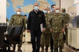 الجيش التركي يبدأ عملية عسكرية شمالي العراق