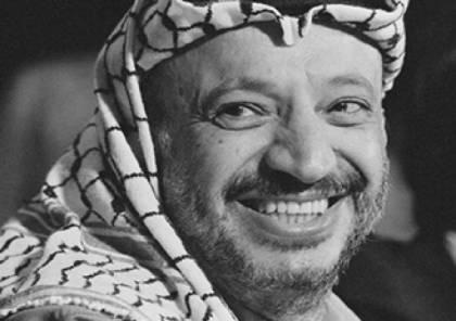 كاتب فلسطيني يكشف تفاصيل أول مسلسل عن حياة الزعيم الخالد ياسر عرفات