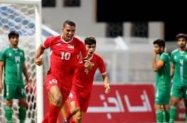 لاعب شاب يدخل تاريخ الرياضة الفلسطينية