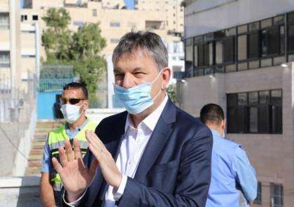لازاريني يدعو إلى دعم الأونروا لتواصل مساعدة نحو 6 ملايين لاجئ فلسطيني